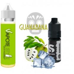 Premix e-liquide Guanabana Solana 60 ml