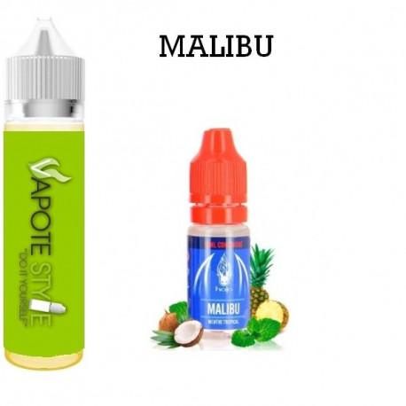 Premix e-liquide Malibu - Halo 60 ml
