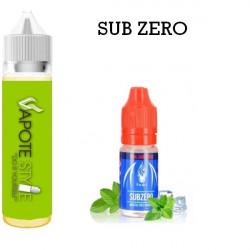 Premix e-liquide Sub Zéro - Halo 60 ml