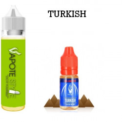 Premix e-liquide Turkish - Halo 60 ml