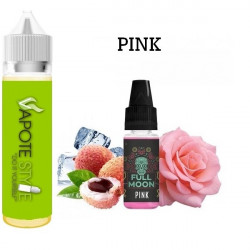 Premix e-liquide Pink - Full Moon 60 ml