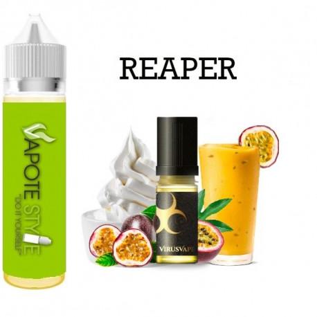 Premix e-liquide Reaper Virus vape 60 ml
