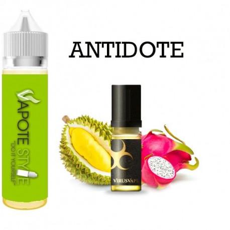 Premix e-liquide Antidote Virus vape 60 ml