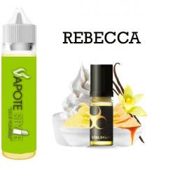 Premix e-liquide Rébecca Virus vape 60 ml
