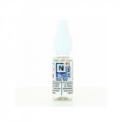 Booster aux sels de nicotine Nic Salt extrapure 20 mg