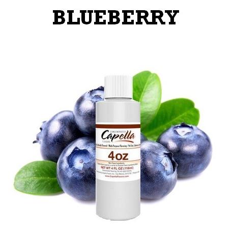 Arôme Bleuberry 100 ml - Capella