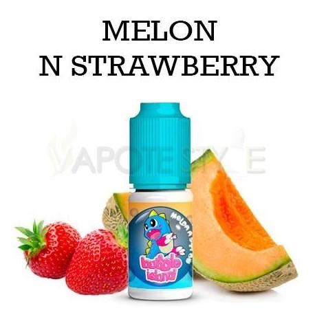 Arôme concentré Melon & Strawberry - Bubble Island