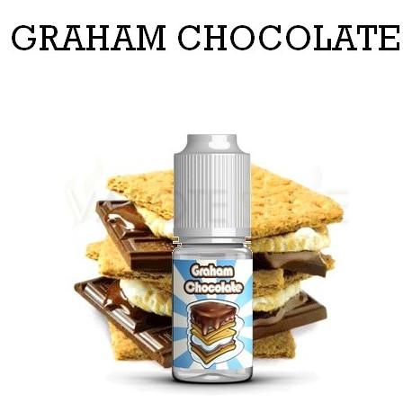 Arôme concentré Graham Chocolate - Bakery DIY