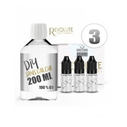 Revolute Pack 200ML VG 3MG