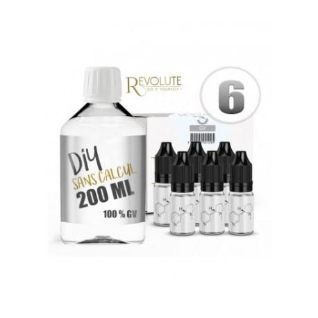 Revolute Pack 200ML VG 6MG
