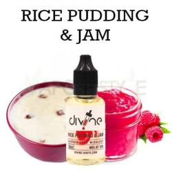 Arôme concentré Rice Pudding & Jam - Divine