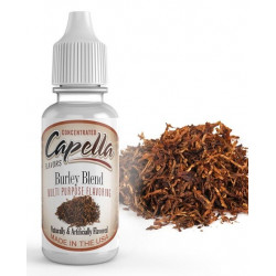 Arôme Burley Blend Flavor  Capella 10 ml pour liquide DIY