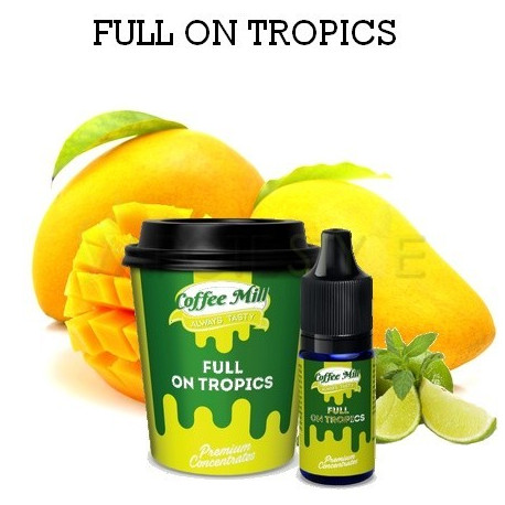 Arôme concentré Full on Tropics - Vape Coffee