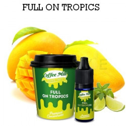 Arôme concentré Full on Tropics - Vape Coffee