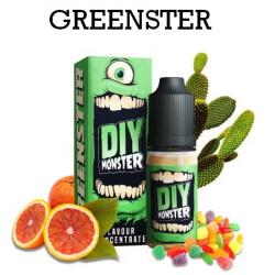 Arôme concentré Greenster - DIY Monster