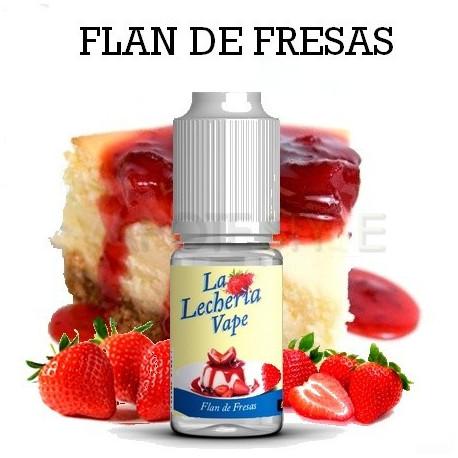 Arôme concentré Flan de Fresas - La Lecherìa Vape