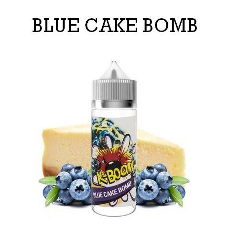 Blue Cake Bomb