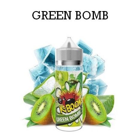 Concentré Green Bomb Edition K-Boom
