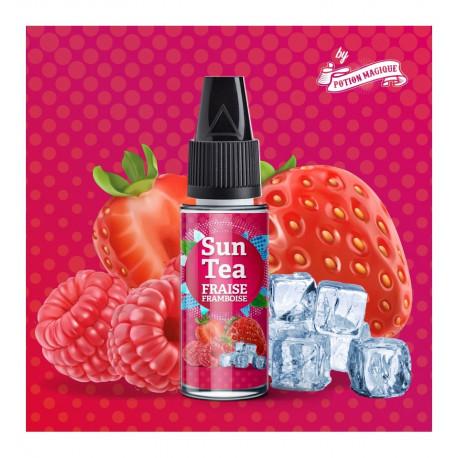 Arôme concentré Fraise Framboise - Sun Tea