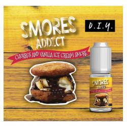 Arôme concentré Churros and Vanilla Ice Cream - Smores Addict