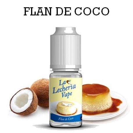 Arôme concentré Flan de Coco - La Lecherìa Vape