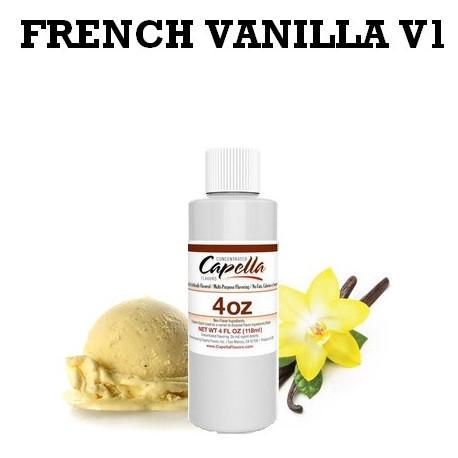 Arôme  French Vanilla V1 100 ml - Capella