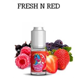 Arôme concentré Fresh N Red - Bubble Island