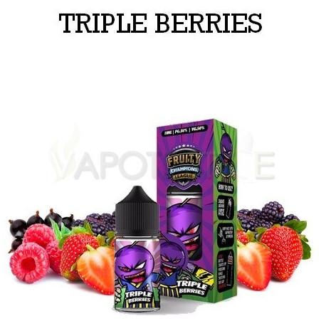 Arôme concentré Triple berries - Fruity Champions League