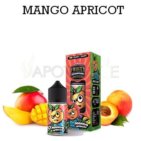 Arôme concentré Mango abricot - Fruity Champions League