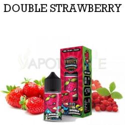Arôme concentré Double Strawberry - Fruity Champions League