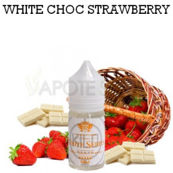 Arôme Concentré White Choc Strawberry - Kilo Classic