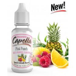Arôme Pink Punch Flavor 10ml - Capella