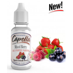 Arôme Mixed Berry Flavor 10ml Capella