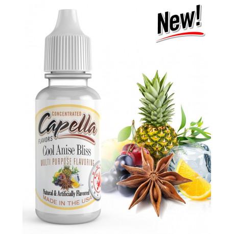Arôme Cool Anise Bliss Flavor 10ml Capella