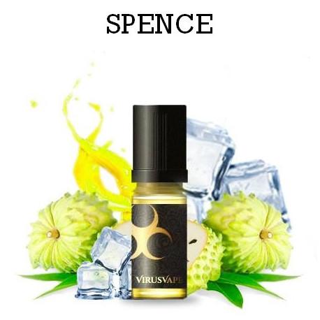 spence virus vape arome concentré