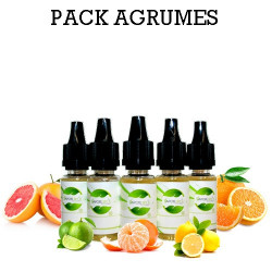 Pack d'arôme Agrumes - vapote style