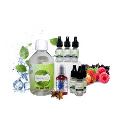 Mix and Vape Red Astaire 230 ml - 12 mg