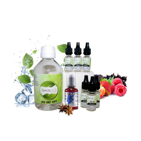 Mix and Vape Red Astaire 230 ml  - 3 mg
