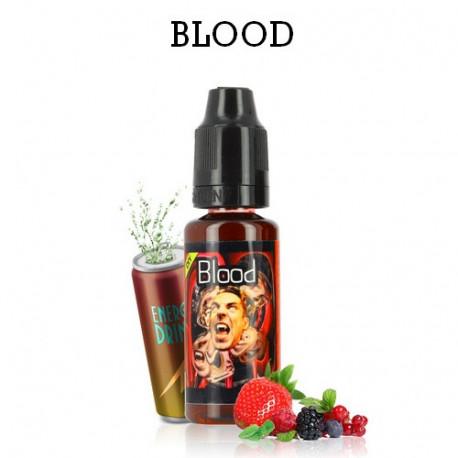 Arôme concentré Blood - Les jus de Nicole