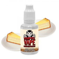 Arôme concentré New York Cheesecake - Vampire Vape