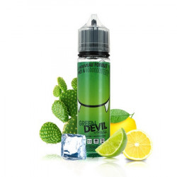 E-liquide green devil 50 ml - Avap