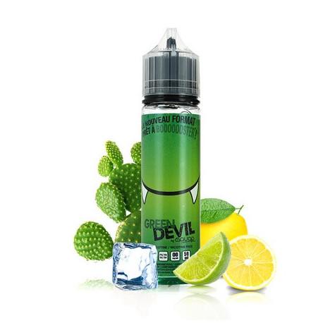 E-liquide green devil 50 ml - Avap