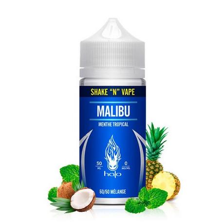 E-liquide malibu 50 ml - Halo