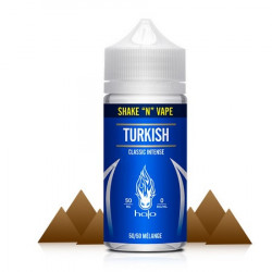 E-liquide turkish 50 ml - Halo
