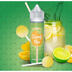 E-liquide sparkling lemon 50 ml - Candy Pops