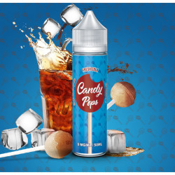 E-liquide fresh cola 50 ml - Candy Pops