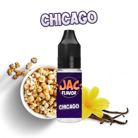 arôme concentré Chicago - Jac Flavor