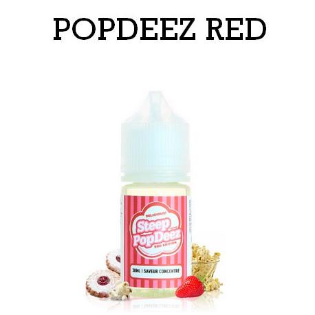 Arôme concentré Pop Deez  red Edition - Steep Vapors