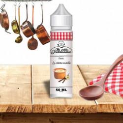 E-liquide Crème Vanille - Ma Petite Gourmandise