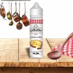 E-liquide La Tarte au Citron - Ma Petite Gourmandise